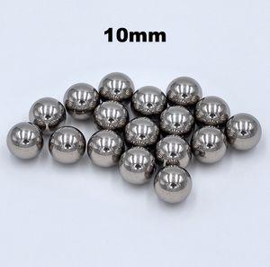 Sfere del bicromato di potassio di G16 AISI 52100 100Cr6 delle sfere del cuscinetto dell'acciaio al cromo di 10mm per le componenti automobilistiche, tutti i tipi di cuscinetti