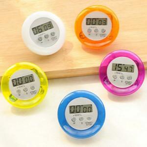 moda Tempo di cottura Allarme Rosso Pomodoro di stile meccanico Countdown Timer circolare timer elettronico Kitchen Timer da cucina LX1255