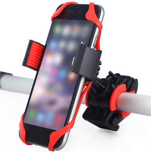 Bisiklet Bisiklet Telefonu Tutucu iphone Samsung Akıllı Telefon Evrensel Motosiklet Bisiklet Cep Telefonu Tutucu Bisiklet Mobil Tutucu Standı