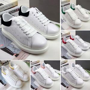 Sapatilha sapatilha Designer de Homens Das Mulheres Sapatos Casuais preto branco Couro Ace homem formadores de veludo vestido de Esportes Tênis 36-45
