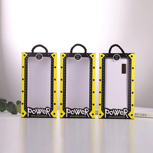Durable WholesaleFive-section universelle mobile powerr Geschenkverpackung Box für Power Bank Drei Paket Box Cutom DIY Verpackung für Power Bank