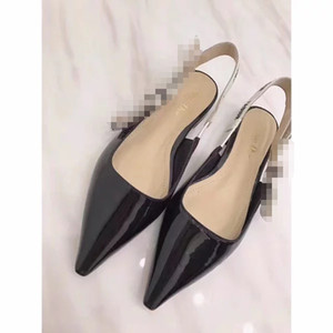 TOP-Quality women shoes High Heels New leather luxury Sandals slipper Chaussures dress shoes womens trainers Sandal air Espadrilles bag06 05