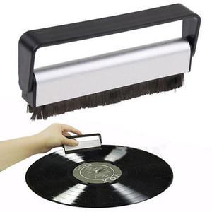 비닐 레코드 클리너 비닐 정전기 방지 탄소 섬유 기록 먼지 청소기 브러쉬 턴테이블 섬유 청소 탄소 섬유 정전기 방지
