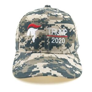 Unisex Erkekler Snapback Şapka Trump 2020 Şapka Nakış Kamuflaj Şapka Donald Trump Destek Beyzbol Kapaklar Spor Baba Şapka