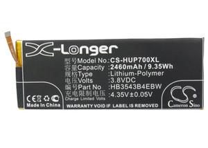 Cameron Sino Alta Qualidade 2460mAh Bateria HB3543B4EBW para Huawei Ascend P7, P7-L00, P7-L05, P7-L07, P7-L09, P7-L10, P7-L11, P7,