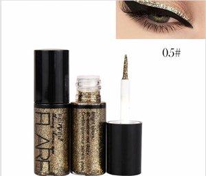 maquiagem atacado New P5004 diamante eyeliner brilho, impermeável, anti-suor e sombra não mancha, pacote único