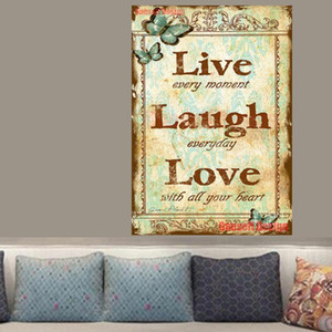 diamond mosaic sale live laugh 5d diamond painting full square family love diy embroidery decoration home wall sticker