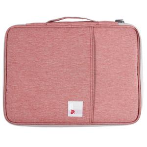 Multi-Funcionais Bags A4 de arquivamento de documentos Bolsa portátil impermeável Oxford Cloth Tote for Notebooks Bag