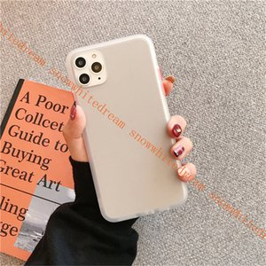 Shockproof Phone Case For iPhone 11 Pro X XR XS Max 6 6s 7 8 Plus Case Bumper Silicone Matte Clear Back Cover