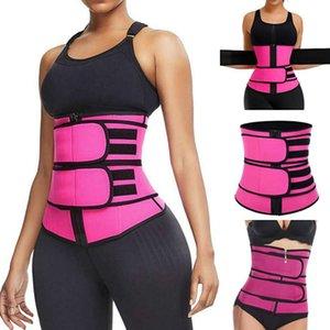 Yoga Sports d'été Body Sculpting ceinture taille ou Tummy Belt taille Shaper Ceintures Minceur Femmes Hommes Slim amincissants Baudrier