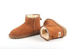 nero marrone stivali invernali neve stivali di pelle classici Low boots donne di alta qualità delle donne classiche australiani all'ingrosso scarpe da corsa