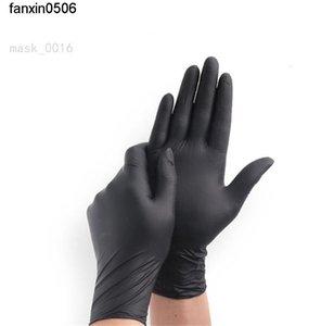Аутентичные Одноразовые 0pcs Прозрачные 100шт перчатки Защитные перчатки Lq 001 Hizc