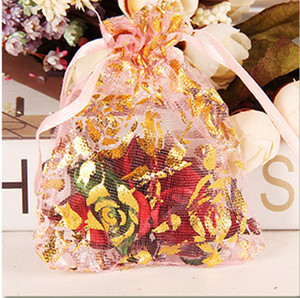 Bolsa de algodón púrpura organza lavanda bolsa DIY flor seca bolsa de embalaje boda fiesta regalo spot