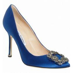 2018 marca nova MANOLOBLANHNIK New Silk SALTOS ALTOS BOMBAS sapatos femininos vestidos SAPATAS DO CASAMENTO COM SALTO BOX VESTIDO STILETTO