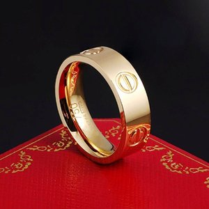 anillos de la joyería anillo de diamantes para hombre anillos diseñador mens joyería campeonato anillos de joyería anillo de compromiso amante Anillo de compromiso por Wom-48