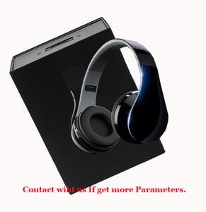 جودة عالية إلغاء الضوضاء سماعات فوق الأذن النشط للحد من الضوضاء المهنة سماعات سماعات ستيريو لعبة سماعات الصوت باس سماعات سلكية