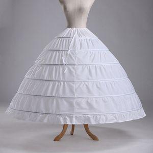 2020 Wedding Dress Six Aço Saias Fishbone Petticoats Atacado Acessórios Casamento Comércio Exterior Costumes Aumentar Skirt