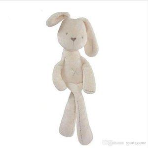 Cute Baby Soft Plush Toys Brinquedos Plush Rabbit Bunny Sleeping Mate Stuffed & Plush Animals Free Shipping