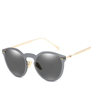 colorful cute sexy Sunglasses for Women 2018 fashion retro cat eye Anti-Reflective uv400 Sun Glasses Female gafas