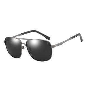 High-end da caixa dos homens óculos de sol dos homens moda óculos de sol high-end motorista night vision óculos de sol óculos de condução dia e noite de dupla utilização