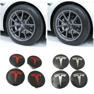 OEM Tesla Modelo 3 Aero centro de roda de tampa 56 milímetros * 4pcs e talão porca cobre kit