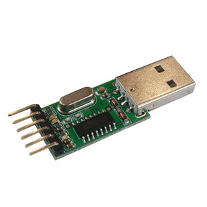 USB-TTL-CH CH340 Chip USB Converter TTL module Suitable Computer USB to TTL Device Connection TTL Signal Module STC microcontroller program