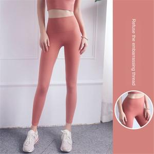 LISCN sportivo donne pantaloni di yoga traspirante elastico Esecuzione fitness Leggings Bodybuilding pancia controllo Squat Collant Proof