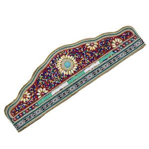 Catene magazzino degli Stati Uniti Donne di corpo regolabile perline riso cinghia di ballo di vita delle donne catena di gioielli regalo per le donne