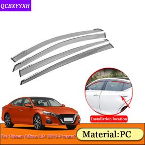 Ventana Refugio de coches Car Styling Toldo parasol protección contra la lluvia de la cubierta externa Accesorios cubierta para el Nissan Altima L34 2019-Presente