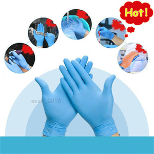 Disposable Universal Gloves Latex Kitchen 100Pcs Dish Washing Work Rubber Garden Cleaning For Left Right Hand Transparent Pvc Vxc9 EHDU