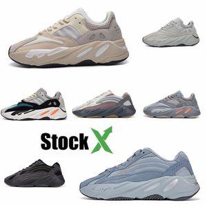 Shoes Wave Runner 700 Kanye West Running Shoes Boys Girls Trainer Sneaker 700 Sport Shoe Children Athletic Shoes #QA783