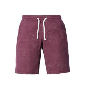 Simwood 2019 Verano Nuevos Pantalones Cortos Hombres Ropa Deportiva Cómoda Moda Vintage Casual Pantalones de Sudor Pantalones Cortos Envío Gratis 180440 MX190718