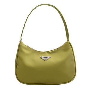 Sugao rosa bolsa de ombro bolsa mulheres do desenhista bolsa de ombro bolsa nova moda BHP nylon bolsa pequena bolsa sacos de telefone senhora