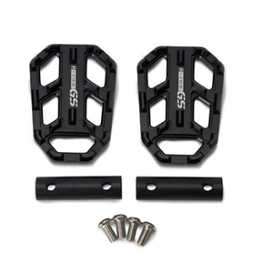 Durable Motcle Billet MX Wide Foot Pegs Pedals Rest Footpegs for BM * W R1200GS R1200