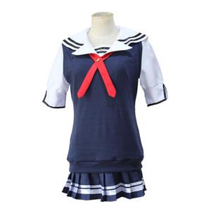 Saenai Heroine Kein Sodate-kata Kasumigaoka Utaha Eriri Spencer Sawamura Cosplay voller Satz Schuluniformen Matrosenanzug