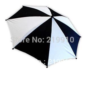 Trucchi di trasporto del nero bianco parasole Produzione --Magic accessori magici