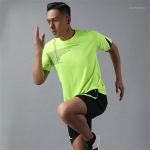 Size Tracksuits Casual Loose Short Sleeve Two Piece Shorts Mens Breathable Sports Suits Homme Summer Plus