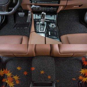 Аксессуары модифицированные аксессуары модификации декоративные детали авто молдинги Automovil Carpet Car Floor Mats FOR Outback