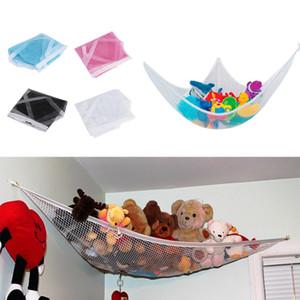 Toy Organizzatore Hanging Toy bagagli Hammock netto degli animali farciti Bambole d'angolo Giocattoli decorazione della stanza dei bambini Amaca per bambini del bambino 20 pc