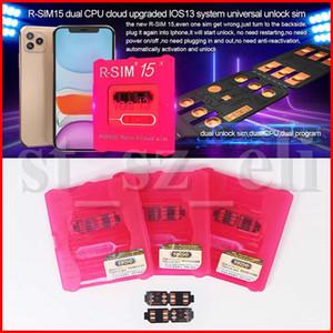 RSIM15 r-sim15 r sim 15 R sim 15 desbloquear smart card para o iPhone iPhone8 iPhone xmax 7 mais e i6 desbloqueado iOS 13 de desbloqueio universal
