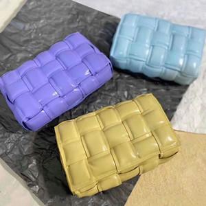New Doce Cor Púrpura Laranja Bolsas Bolsas Crossbody Bag Moda Bolsas saco de ombro Mulheres Carteiras Tote