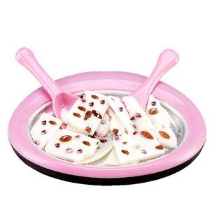 Fritto Maker Ice Cubes Diy del gelato per i bambini delle famiglie fritto yogurt macchina Diy Mini gelato Popsicle Mold Tritacarne manuali