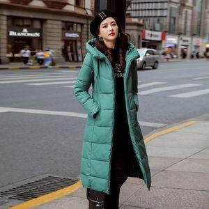 Giacca Orwindny Inverno Cappotti Plus Size M-6XL Parka Donne inverno outwear cappotto abbigliamento caldo Giacca Donna Elegante