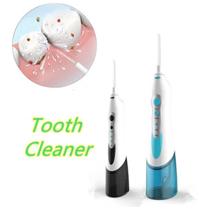 Professional Dental Oral Irrigator 180 ml Water Tank Rechargeable IPX7 Waterproof, Portable Teeth Cleaner for Home and Travel