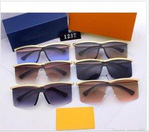 2020 New Fashion Big VVVSunglasses For Man Woman Eyewear tom Designer Square Sun Glasses UV400 ford Lenses Trend With box Sunglasses TF1929