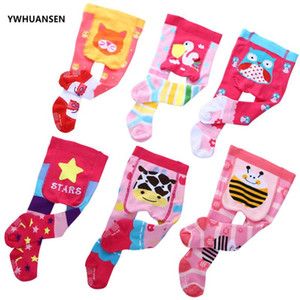 0-12M Cotton Baby Girl's Tights Cute Animal Tights For Infant Girls Anti-slip Children For Newborns Boys 2019