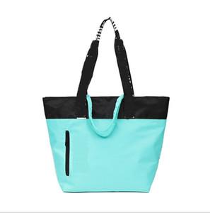 2019 Nouvelle main connaissement épaule mode voyage loisirs shopping bag lumière sac de plage sac