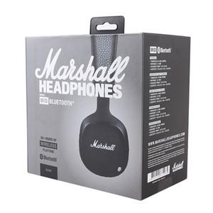 Marshall Mid Headphones ANC سماعات بلوتوث النشطة إلغاء الضوضاء اللاسلكية دي جي سماعة عميق باس الألعاب سماعة للهاتف الذكي