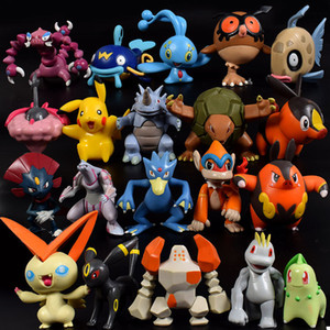 Pet elf Bikachu는 포켓 몬스터, 이상한 아기, 손으로 만든 장난감 인형과 인형을 선물합니다.