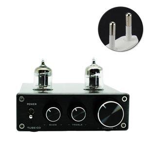 Alluminio HIFI Mini regolabile vacumn Phono 6K4 tubo RIAA universale Turntable preamplificatore per cuffie pre amplificatore Home